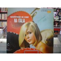 Vinil / Lp - Orquestra Românticos De Cuba Na Itália