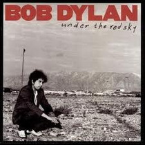 Cd Bob Dylan - Under The Red Sky (imp)