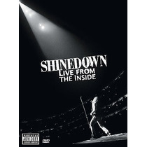 Shinedown - Live From The Inside Lacrado Importado