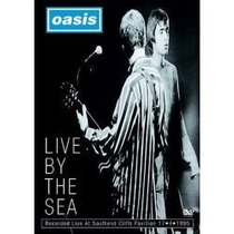Dvd Oasis - Live By The Sea (2001) !!!