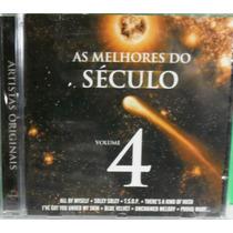 Cd As Melhores Do Seculo Vol 4 Original Lacrado