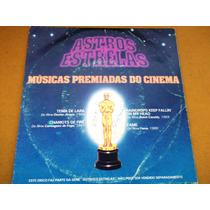 Compacto Astros E Estrelas Musicas Premiadas Cinema