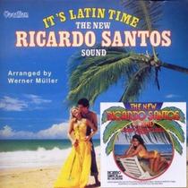 Werner Muller - Cd Latin Time + The New Ricardo Santos Sound