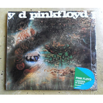 Cd Pink Floyd - A Saucerful Of Secret - Digipack - Lacrado.