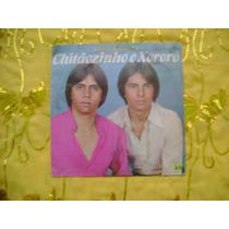Lp Chitãozinho E Xororó P/1981- Amante Amada