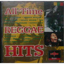 Cd All Time Reggae Hits - Frete Gratis