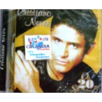 Cd Cristiano Neves - Os 20 Sucessos - Lacrado - Cdlandia