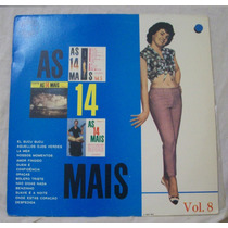 Lp As 14 Mais - Vol 8 - Cbs