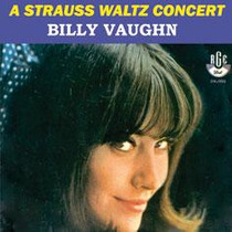 Billy Vaughn - Cd Valsas De Strauss (1964)