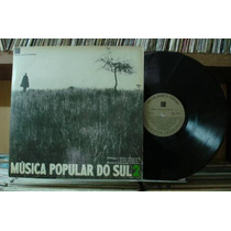 Música Popular Do Sul Vol.2 - Lp Marcus Pereira 1975 Stereo