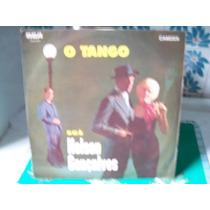 Lp. O Tango Na Voz De Nelson Gonçalves 1970