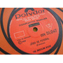 Compacto Brazilian Beatles Polydor
