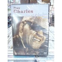 Ray Charles Live At Montreux Dvd Original Estado Impecável