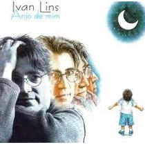 Ivan Lins Cd Anjo De Mim Abertura Novela Historia De Amor