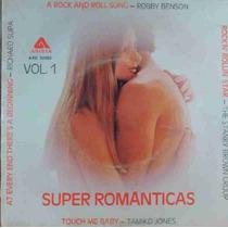 Super Romanticas Vol. 1 Compacto Vinil Robby Benson Tamiko J