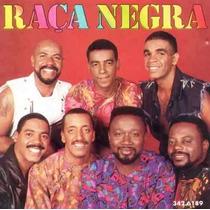 Cd Raça Negra - Seu Amor Já Terminou 1994 Frete Gratis