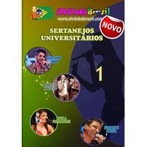 Cd Dvd Karaoke Sertanejo Universitario Dvdoke Brasil Videoke