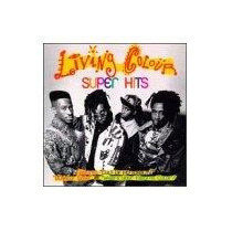 Living Colour Super Hits Cd Coletanea Reggae