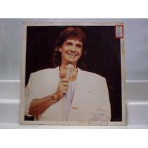 Roberto Carlos Ao Vivo / Mini Lp Vinil Disco / Cbs 1988