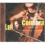 Cd Lui Coimbra - Ouro E Sol - Violoncelista Aquarela Carioca