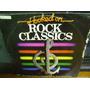 Lp Vinil - Hooked On Rock Classics - 1983