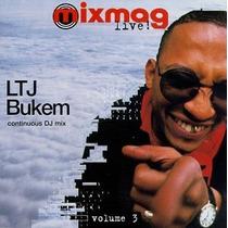 Cd-mixmag-live-ltj Bukem-continuous Dj Mix-vol.3