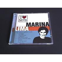 Cd Marina Lima - Eu Te Amo Você