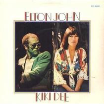 Elton John & Kiki Dee Compacto De Vinil Don´t Go Breaking My