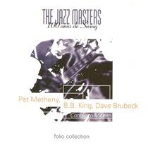 Cd The Jazz Masters - P. Metheny , B.b. King , D. Brubeck -
