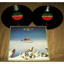 Lp Yes Shows Capa Dupla Album Duplo 1980 Made Usa