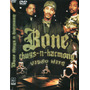 Dvd Bone Thugs N Harmone - The Videos Lacrado E Original