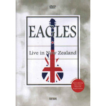 Dvd Eagles Live In New Zealand