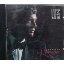 Cd Luis Miguel - Segundo Romance - Frete Gratis