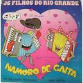 Vinil/lp - Os Filhos Do Rio Grande - Namoro De Gaita - 1994