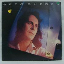 Lp Beto Guedes - Andaluz - Emi - 1991 (com Encarte)