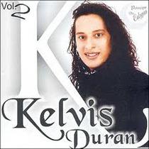Cd Brega : Kelvis Duran - Frete Gratis