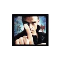Robbie Williams Intensive Care Dvd E Cd Original Novo Lacrad