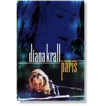 Diana Krall Olympia Paris Dvd Original Lacrad Band Jazz Live