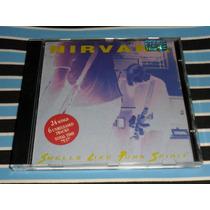 Cd - Nirvana - Smells Like Punk Spirit - Novo, Importado!