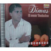 Cd : Dimas E Seus Teclados - Frete Gratis