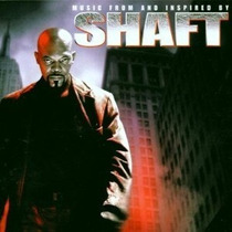 Cd Shaft - Tso Ost ( Imp. - Frete Gratis )