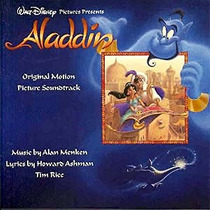 Cd-aladdin-trilha Sonora Do Filme-walt Disney