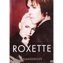 Roxette - Dangerous - Dvd Original Novo Lacrado Raro Veja !