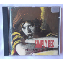 Simply Red - Picture Book - Cd Original G1