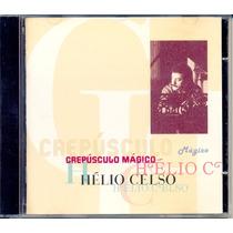 Cd Hélio Celso - Crepúsculo Mágico - 1991