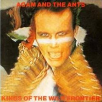 Lp - Adam And The Ants - Kings Of The Wild Frontier