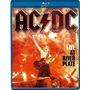 Blu-ray Ac / Dc - Live At River Plate - Imperdível !!