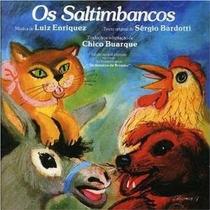Cd Saltimbancos Chico Buarque (1977) -novo Lacrado Original