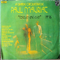 Lp Vinil - Paul Mauriat - Forever And Ever Nº16 - 1973