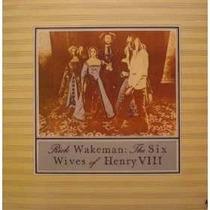 Lp Rick Wakeman The Six Wives Of Henry Vll Frete Gratis